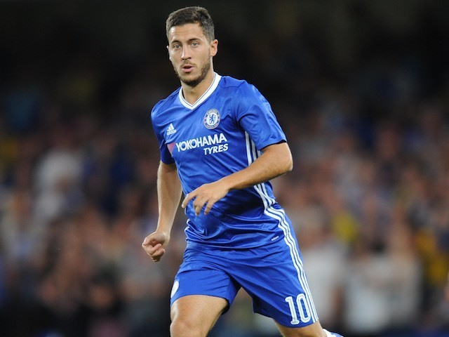 eden hazard premier league