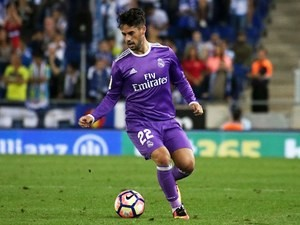 Isco in action for Real Madrid on September 18, 2016