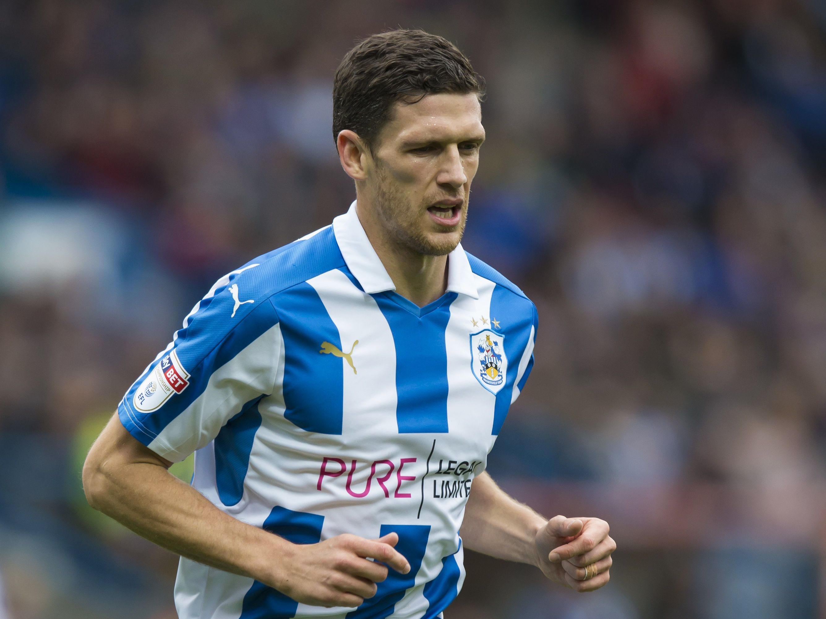 Crystal Palace 0-3 Huddersfield Town