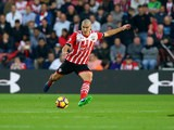Southampton midfielder Oriol Romeu in action during his side's Premier League clash with Chelsea at St Mary's Stadium on October 30, 2016