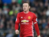 Wayne Rooney of Manchester United in action during their Premier League clash with Swansea City at the Liberty Stadium on November 6, 2016
