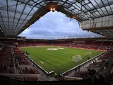 General view at the Riverside Stadium ahead of the Premier League clash between Middlesbrough and Chelsea on November 20, 2016