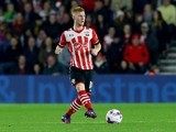 Harrison Reed in action for Southampton on October 26, 2016