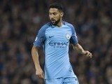 Gael Clichy in action during the Premier League game between Manchester City and Arsenal on December 18, 2016