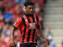 Jordon Ibe in action for Bournemouth on August 14, 2016