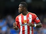 Lamine Kone in action for Sunderland on August 13, 2016