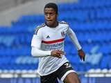 Ryan Sessegnon in action during the FA Cup game between Cardiff City and Fulham on January 8, 2017