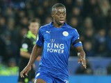 Leicester City midfielder Nampalys Mendy in action during the Premier League clash with Chelsea at the King Power Stadium on January 14, 2017