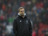 Jurgen Klopp during the Premier League game between Liverpool and Burnley on March 12, 2017