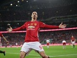 A crotch-focused shot of Zlatan Ibrahimovic