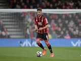 Andrew Surman in action during the Premier League game between Bournemouth and Swansea City on March 18, 2017