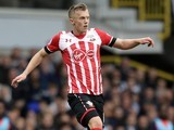 James Ward-Prowse in action during the Premier League game between Tottenham Hotspur and Southampton on March 19, 2017