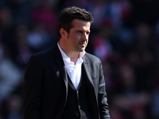 Hull City manager Marco Silva during the Premier League match against Southampton on April 29, 2017