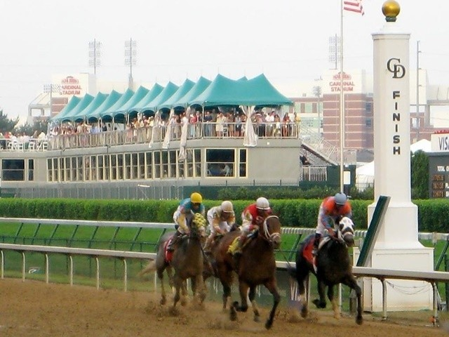 Can One Eyed Horse Win The Kentucky Derby Sports Mole