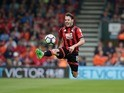 Part-time ninja Adam Smith in action during the Premier League game between Bournemouth and Stoke City on May 6, 2017