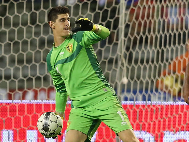 22b538aa777 Thibaut Courtois - Why all the fuss  - Sports Mole