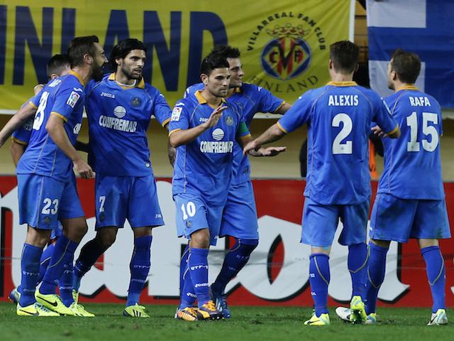 Prediksi Skor Liga Spanyol LaLiga Getafe Vs Eibar 9 Desember 2017