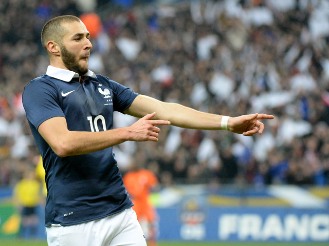 away soccer jersey much like frances pair of kits hollands didier deschamps karim benzema must be