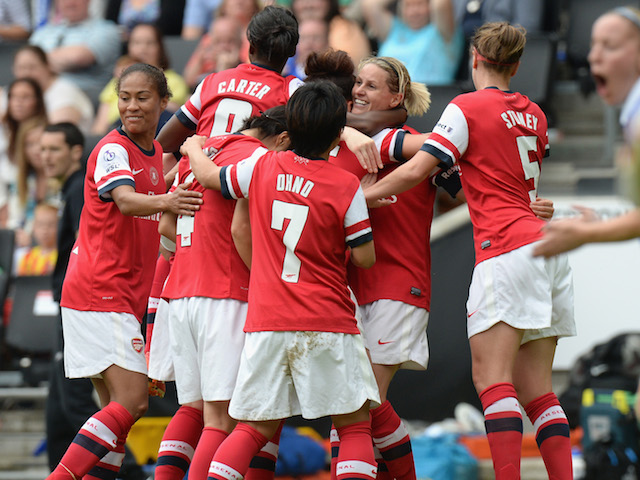 Result: Arsenal Ladies win 13th FA Cup crown - Sports Mole