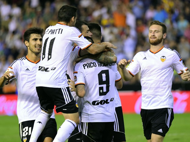 Hasil gambar untuk valencia fc players