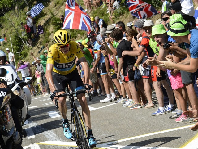 Can Anyone End Chris Froome S Dominance At The 2018 Tour De France