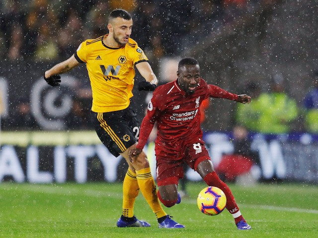 a44579b8b Live Commentary  Wolverhampton Wanderers 0-2 Liverpool - as it happened -  Sports Mole