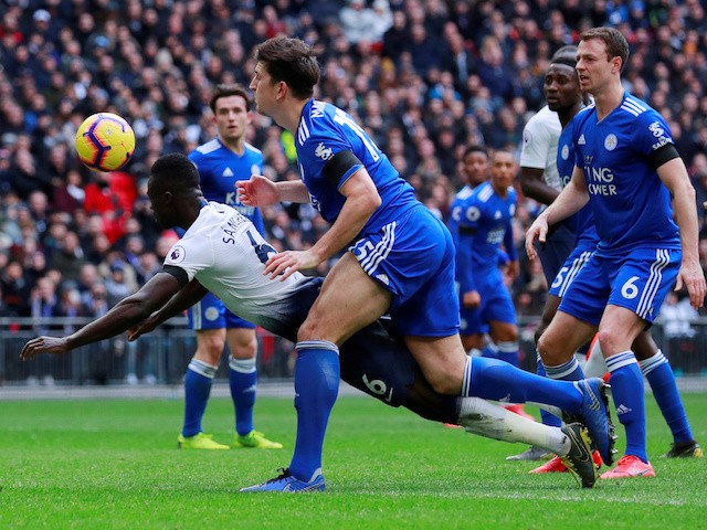 Live Commentary Tottenham Hotspur   Leicester City As It Happened