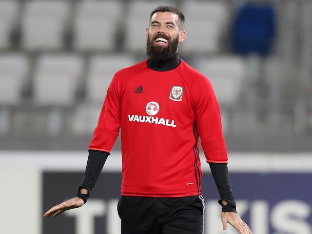 fd5d1c146 Joe Ledley sets sights on playing for Wales again - Sports Mole